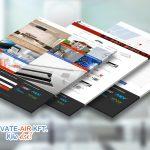 Innovate-air weboldal